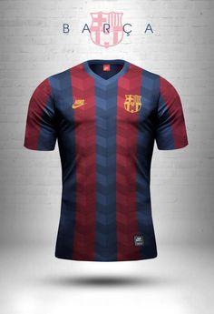 Fútbol  Las camisetas onda retro de los mejores equipos del mundo 27c71f10f3d