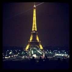 Hello, Paris