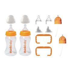 Shop the Thinkbaby All-in-One Feeding Set. Explore Giggle's selection of high-quality nursing & feeding & more. Enjoy Free Shipping on a variety of products!