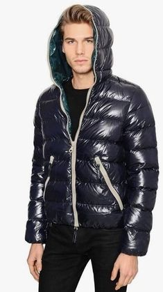 Moncler winter men's black duvet to keep warm 2017 new WhatsApp 008618150652626 Emial:service Cool Jackets, Winter Jackets, Pvc Raincoat, Black Down, Moncler, Cute Guys, Overalls, Menswear, Leather Jacket