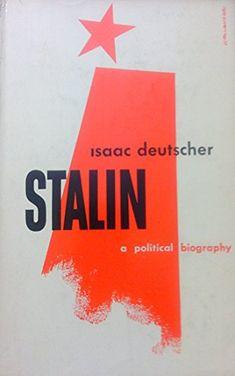 Stalin a Political Biography by I Deutscher  (Edition: HC DJ 1949) @Amazon from #LuxorTrades http://www.amazon.com/dp/B000OKBLK4/ref=cm_sw_r_pi_dp_HEbmub07SG77K