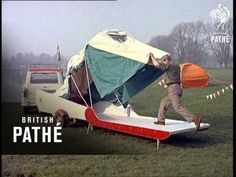 Collapsible Caravan (1961)