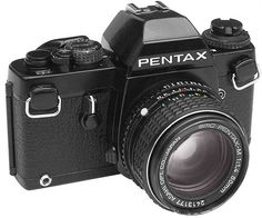 Pentax LX - with standard FA-1 finder and SMC Pentax M 1:1.4 50mm lens