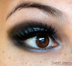 [AMU] Paint it! Grey - Black Augen Make-up
