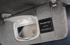 Uma Maserati edição limitada em parceria com Ermenegildo Zegna