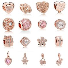 >>>Pandora Jewelry OFF! >>>Visit>> Silver Bracelet With Heart Product Fashion trends Fashion designers Casual Outfits Street Styles Pandora Charms Rose Gold, Pandora Bracelet Charms, Pandora Jewelry, Charm Jewelry, Jewelry Necklaces, Beaded Bracelets, Jewellery Box, Diy Jewelry, Jewelry Stores