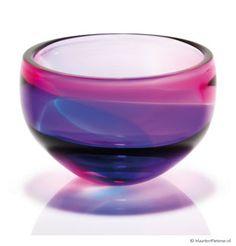 Royal Leerdam Crystal - Purple Rain