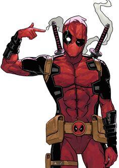 Deadpool - David Seguin
