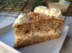 Baileys-Nuss-Torte