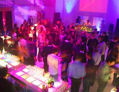 CORPORATE EVENTS > MTV URBAN EVENT  MTV Warehouse Party, London