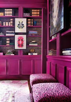 Ev Dekorasyonunda Fuşya Detaylar #fuchsia #fuşya #home #dekorasyon #decoration #decor