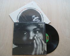 """Roberta Flack 2 Vinyl Record Bundle """"Chapter Two"""" and """"Quiet Fire"""" Two Records, One Low Price. Soul Legend"""