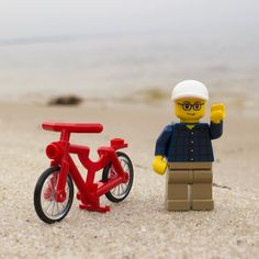 Nice to meet you guys! It's the first photo and the beginning of my story. #lego #legoman #legogram #legophoto #legominifigure #legominifigures #legotravel #legobike #legomanstory #legostagram by legoman_story