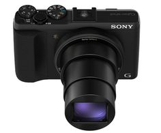 Sony Cybershot HX50V Compact Camera Unveiled With 30x Optical Zoom. The camera is equipped with a 20.4 megapixel Exmor R CMOS image sensor, and is the worlds smallest and lightest camera with 30x optical zoom capability. | Geeky Gadgets