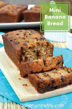 Banana Bread is a simple dish that serves as a sweet afternoon snack or a light, guilt-free dessert. Bake up this miniature version for family and friends in just 3 easy steps.