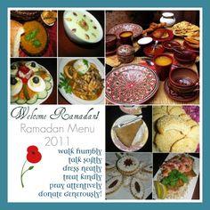 Algerian recipes for suhour