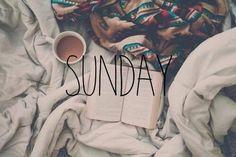 I hope everyone is having a nice Sunday!
