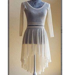 By Grandlund Dancewear on Etsy. Ballet Wear, Dance Wear, Leotards, Lifestyle Blog, Tutu, High Low, Dancer, Ballet Skirt, Formal Dresses