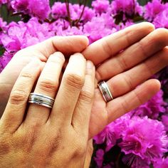 these james avery customers show their love and union by wearing our titanium silver bands share your james avery wedding band photos with us online by - James Avery Wedding Rings