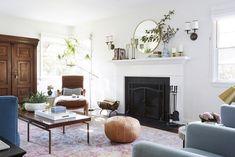 Ginny Macdonald | Silver Lake Hills Living Room