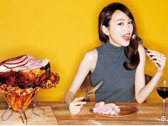 Tokyo Calendar Sep 2015, Mirei Kiritani
