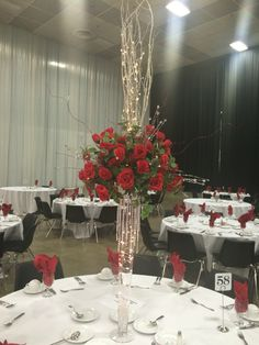 Christmas wedding in Dayton #FurstEvents
