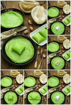 Durian pan cake!