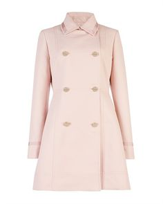 This Ted Baker coat is perfect to to keep warm on Valentine's Day and beyond. $394.83