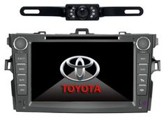 Car Stereo For TOYOTA Corolla Dvd Players, Entertainment System, Toyota Corolla, Autos, Bag