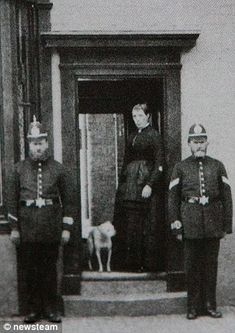 The Blinders often had run-ins with Birmingham's police