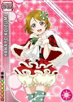 #202 Koizumi Hanayo SR idolized