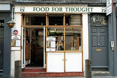 Food For Thought Restaurant London  Vegetarian Restaurants Guide For Vegetarians In London  #London #Londonrestaurants #Vegetarian_Restaurants_London