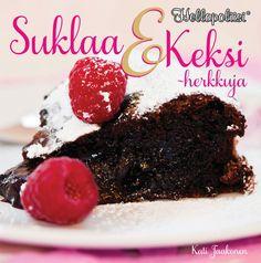 Suklaa & Keksiherkkuja ilmestyy syksyllä 2012. Kirjassa noin sata kuvallista reseptiä.