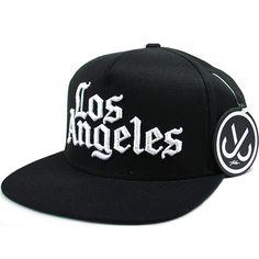 Jslv Times Snapback Hat (Black) $29.95