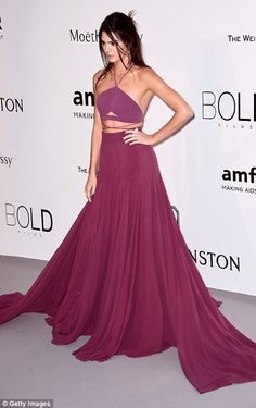 Her best look yet? The 19-year-old model and reality TV star radiated true style and poise...