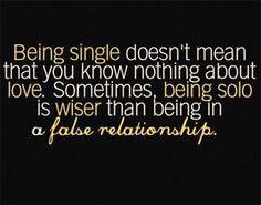 Enjoy being single :)