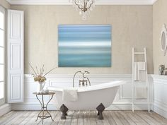 Love love!! Oh I love this in case you didn't notice, perfect for your interior design and a wonderful gift for a loved one very talented artist Cape Cod Waters  Cape Cod Canvas Gallery by PhotographsbyJoules