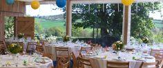 Exclusive Use Wedding Venue in Cornwall. Outdoor & Barn Ceremonies, Trevenna