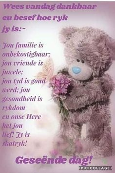 Good Morning Messages, Morning Prayers, Good Morning Wishes, Good Morning Quotes, Good Morning Rainy Day, Lekker Dag, Evening Greetings, Happy Birthday Wishes Quotes, Afrikaanse Quotes