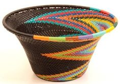 Fab Finds: African Baskets | Austin Interior Design by Room Fu ...