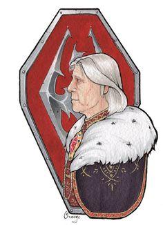 Imperial City by PlumpOrange on DeviantArt Elder Scrolls Oblivion, Elder Scrolls Games, Elder Scrolls V Skyrim, Skyrim Races, Tes Skyrim, Arrow To The Knee, Skyrim Funny, Old Games, Character Description