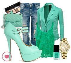 Green Look !