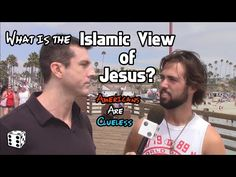 Americans are Clueless about Muslims Beliefs about Jesus - YouTube