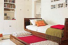 Solución 298: cómo organizar un cuarto de huéspedes - Living - ESPACIO LIVING