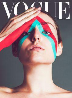 Vogue / Magazine Cover on Behance