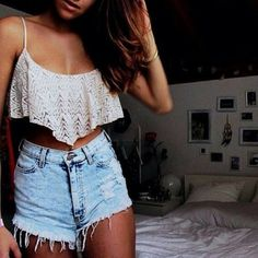 Imagen de fashion, summer, and outfit