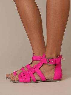 loving neon pink this summer