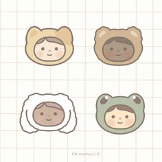 Pop Stickers, Kawaii Stickers, Printable Stickers, Kawaii Doodles, Cute Doodles, Cute Cartoon Wallpapers, Animes Wallpapers, Korean Stickers, Cute Cartoon Drawings