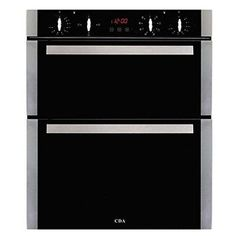 Top 10 latest electric under counter double ovens selected. Stylish steel fully built-under double oven electric appliances in white or black fan assisted. Under Counter Double Oven, Built Under Double Oven, Double Ovens, Electrical Appliances, Kitchen Appliances, Cleaning, Cook, Building, House Appliances