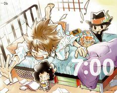 "kitkurai: ""Amano Akira's new Artbook ""REBO to DLIVE"" Source """